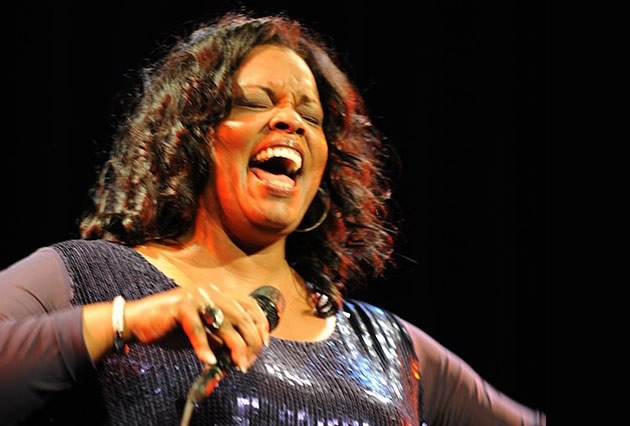 The one and only Dianne Reeves!