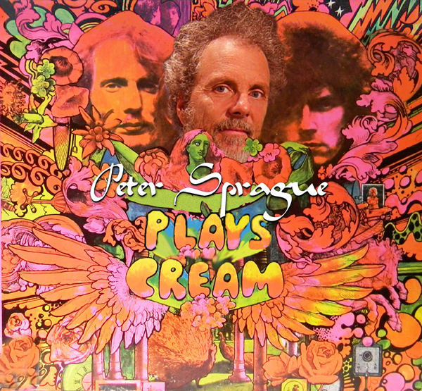 Most folks don't know it but for a second I was in the band and taking guitar lessons from Clapton on the side. This is how the cover was supposed to look but alas, things took a different turn. photo morphing by RixGraphix