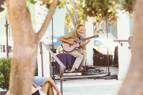 Silence was an option at the Carlsbad Music Festival and I took full advantage of it.