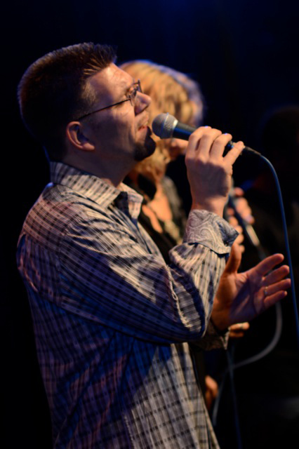 Matt Falker. photo by Michael Oletta