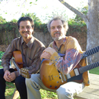 Peter Sprague and Fred Benedetti