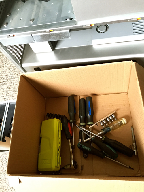 """If it's really just """"all music"""" then this box of torque bits and wacky wrench sockets is a classical composition waiting to happen."""